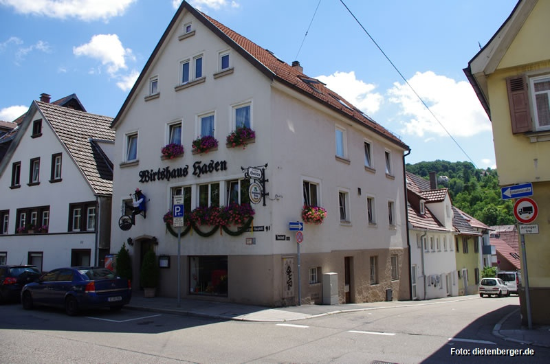Gablenberger Hauptstraße 91, 70186 Stuttgart, Gablenberg Schwäbische Küche,  Nebenraum Der Gablenberger Hasen Ist Auch Ein Sehr Altes Lokal.