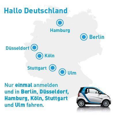 CAR2GO Deutschland