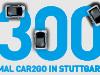 CAR2GO 300 für Stuttgart