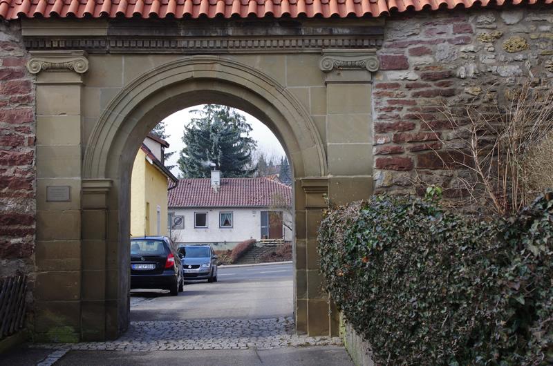 Antoniustor in Weil der Stadt