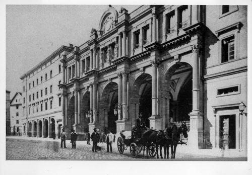 Central Bahnhof 1753
