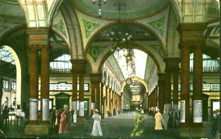 Central Bahnhof 1913