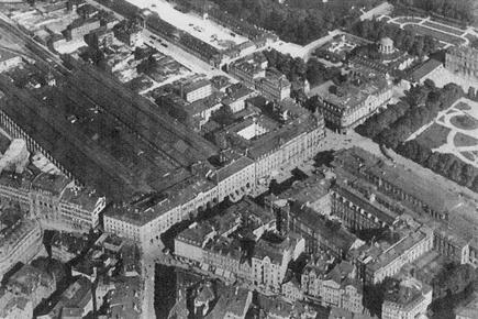 Central Bahnhof 1922