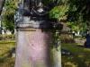 Grabmahl Karl Etzel auf dem Pragfriedhof