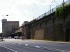 Mauer Straße am Schloßgarten