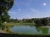 Untere Anlagen im Schloßgarten - Ende des angedeuteten Nesenbaches