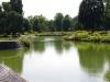 Untere Anlagen im Schloßgarten - angedeuteter Nesenbach
