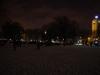 Schloßgarten mit Zelten