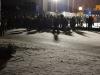 Tor von Parkschützern verteidigt Polizei prügelt