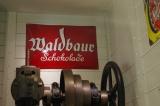 Emailplakat Waldbauer Schokolade - Ausstellung