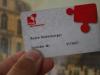 Knochenmarkspendeausweis