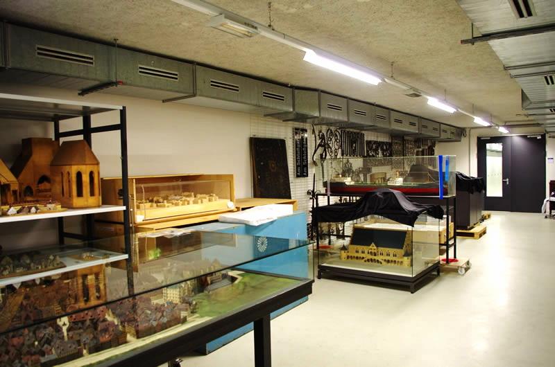 Stadtmuseum Archiv