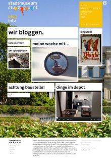 Stadtmuseum Stuttgart Blog