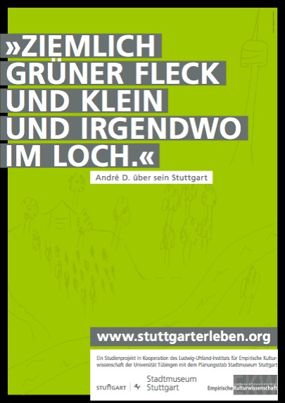 Plakat Stuttgart Erleben