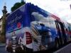 Stuttgart Tour Bus Heck