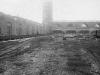 Bahnhofsbau ertser Abschnitt um 1920