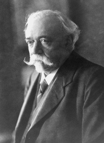 Wilhelm Blos (um 1926)