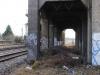 ungenutzte Bahntrasse