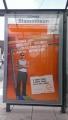 VVS Abo Werbung Haltestelle