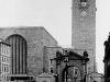 Königstor kurz vor dem Abriss 1922