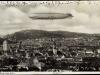 """LZ 27 \""""Graf Zeppelin\"""" über Stuttgart"""