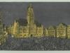 Feier auf dem Marktplatz am 5 Juli 1913 zum 75. Geburtstag Graf Zeppelins