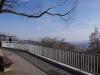 Zeppelin-Aussichtsplatte in Stuttgart